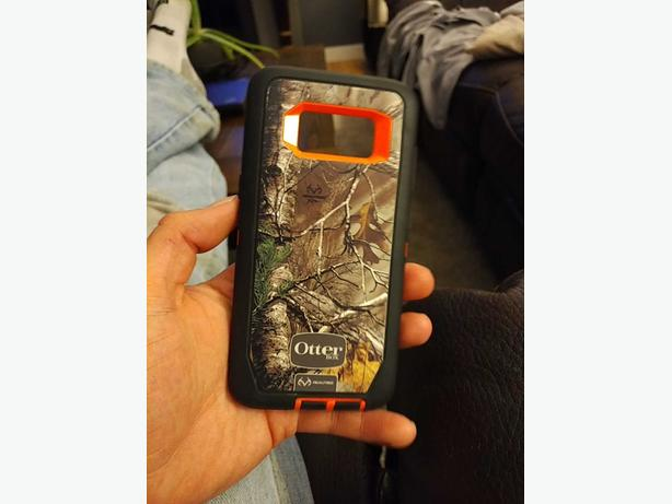 newest collection 376d3 717dc samsung galaxy s8 camo otterbox case West Shore: Langford,Colwood ...