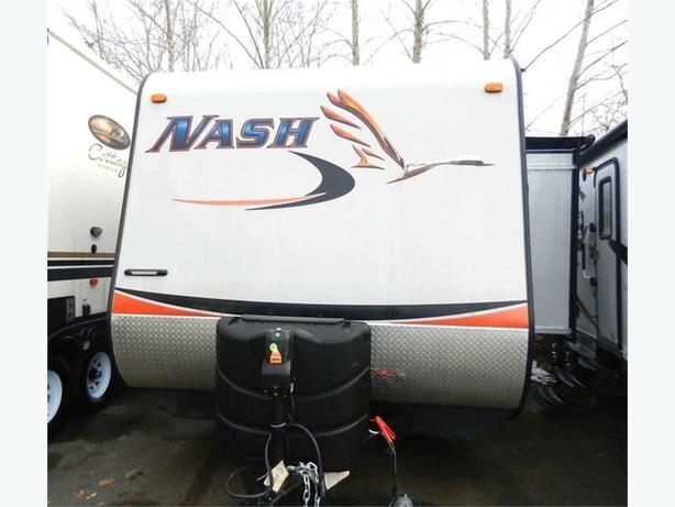 2018 Nash 23D - Great Open Plan w Northwood Quality Finishing!