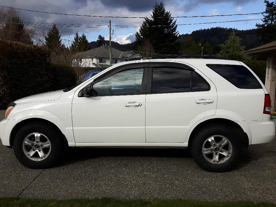 Reduced 2005 Kia Sorrento Lx West Shore Langford Colwood