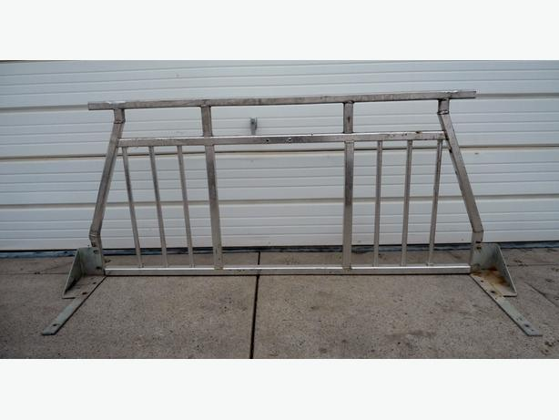 ALUMINUM HEADACHE / LADDER RACK