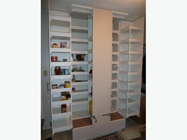 Canning pantry - enormous - delivery available
