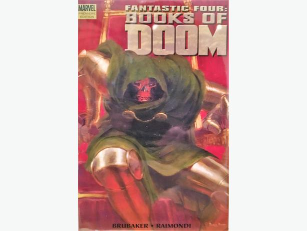 Marvel - Fantastic Four: Books of Doom (HC, sealed)