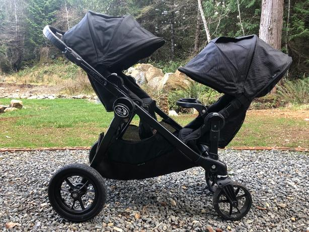 Log In Needed 700 2014 Baby Jogger City Select Double Stroller