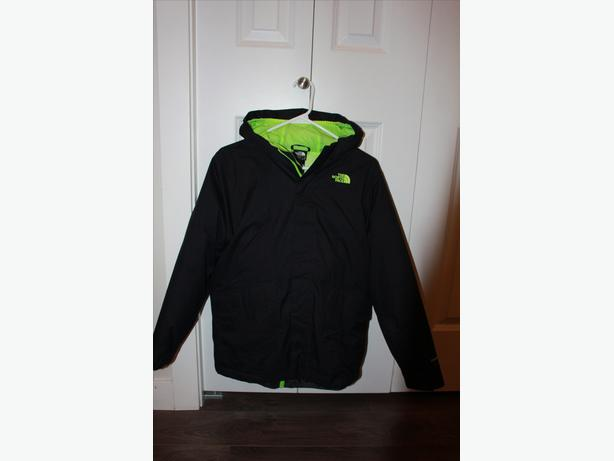 1743adbda THREE IN ONE NORTH FACE BOYS JACKET SIZE 14-16 West Shore: Langford ...