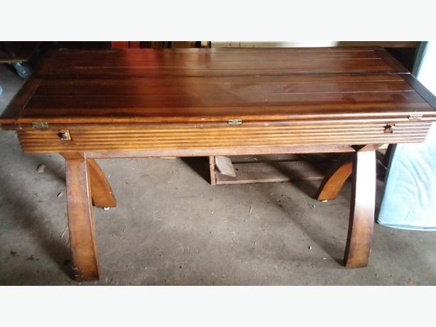 Cross Leg Living Room Table from Chinz and Company Victoria