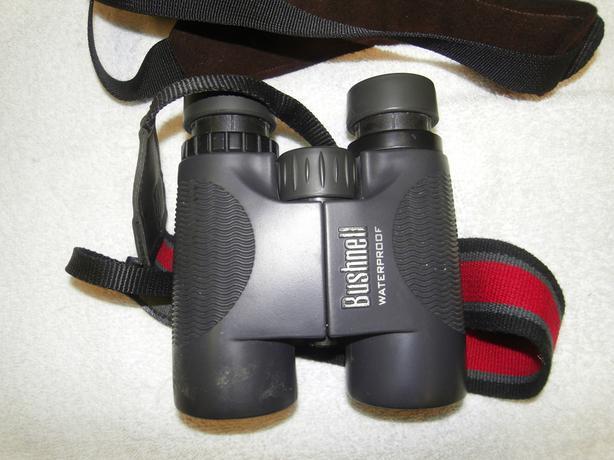 pair bushnell binoculars