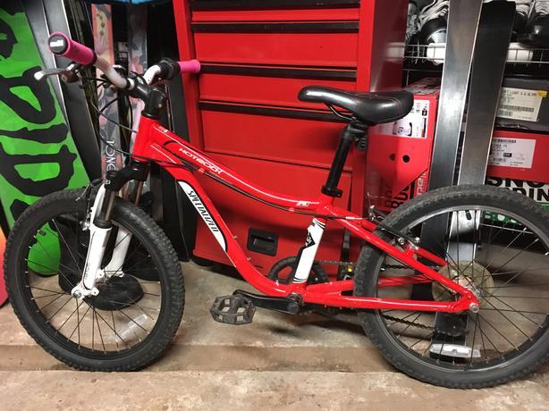 """20"""" Specialized Hotrock biket"""