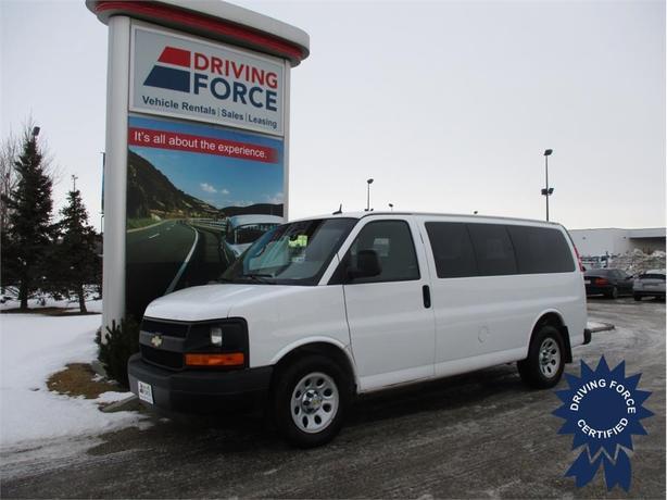 2014 Chevrolet Express Passenger LS