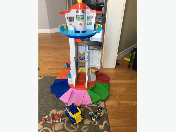 Paw Patrol-MySize-Lookout Tower