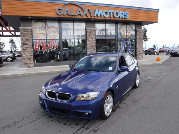 2011 BMW 3 Series 328I XDRIVE CLASSIC EDITION - M-SPORT PACKAGE