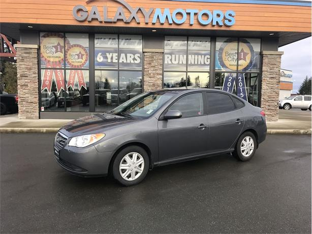 2009 Hyundai Elantra GL - MANUAL, BC ONLY, NO ACCIDENTS, POWER WINDOWS