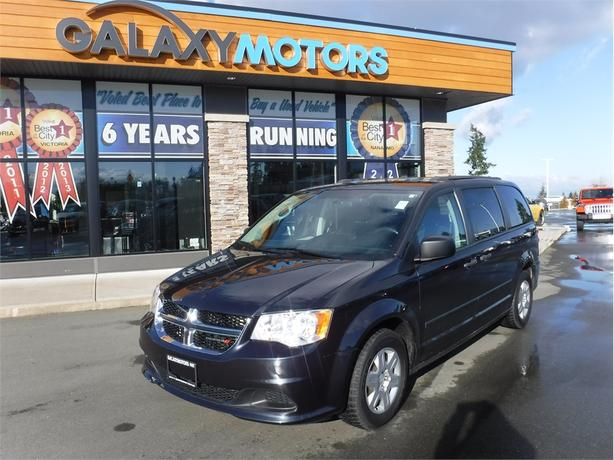 2013 Dodge Grand Caravan SE - 3RD ROW SEATING, TINTED WINDOWS