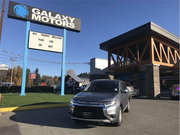 2016 Mitsubishi Outlander ES - Heated Front Seats, Eco Mode, CD Player