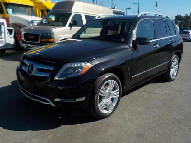2014 Mercedes-Benz GLK-Class GLK250 BlueTEC Diesel All Wheel Drive