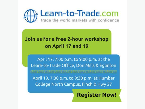 FREE: Don't Miss the Chance! Register Now for Free Trading Workshop