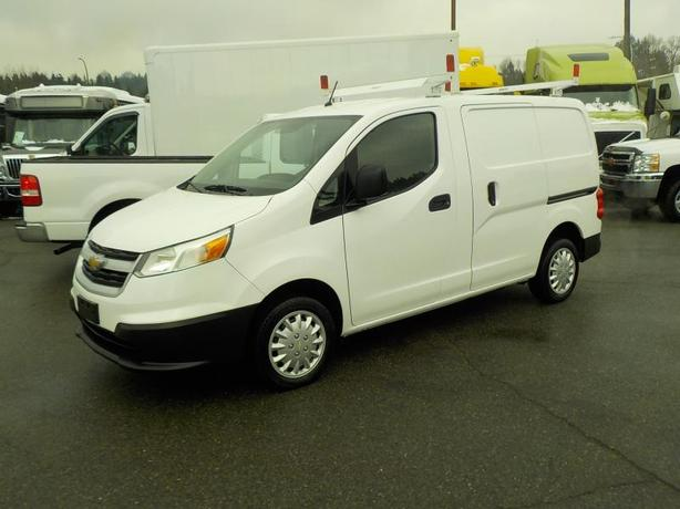 2015 Chevrolet City Express 1LS Cargo Van