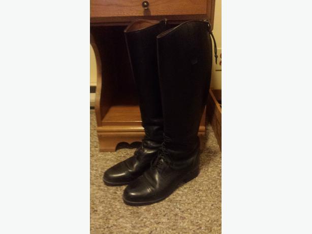 Ariat Zip Field Boots
