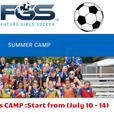 Professional Girls Soccer Training Program Oakville