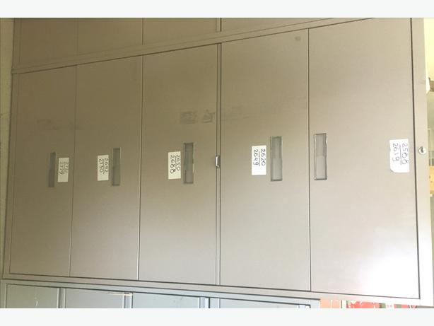 5 Drawer-Filing Cabinets