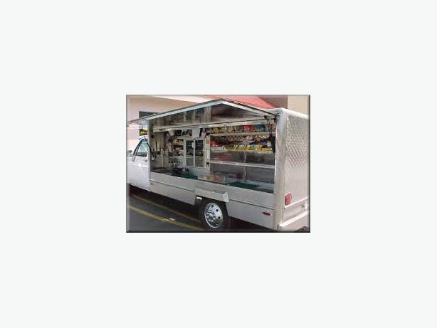 Busy Calgary Lunch Truck Business 85,000