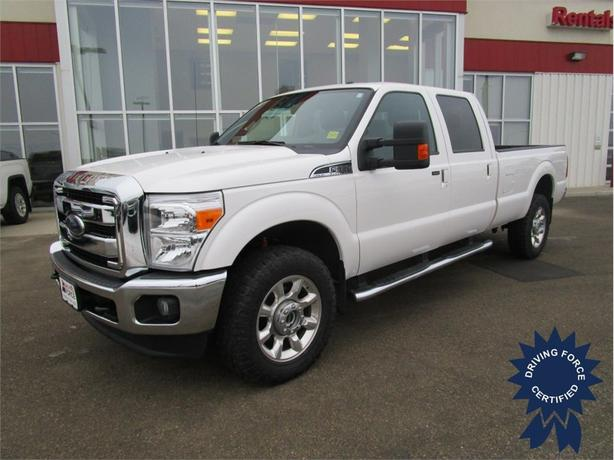 2016 Ford F-350 Super Duty Lariat