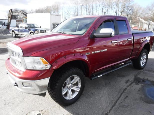 2012 Dodge Ram 1500 Short Box SLT Quad Cab 4WD Big Horn