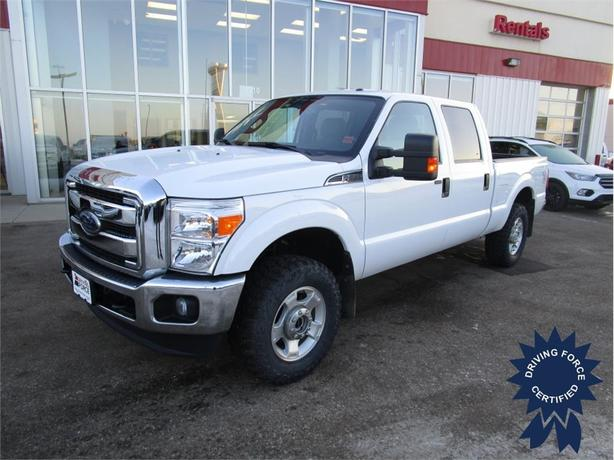 2016 Ford F-250 Super Duty XLT