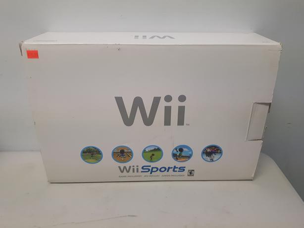 Nintendo Wii Console in Box