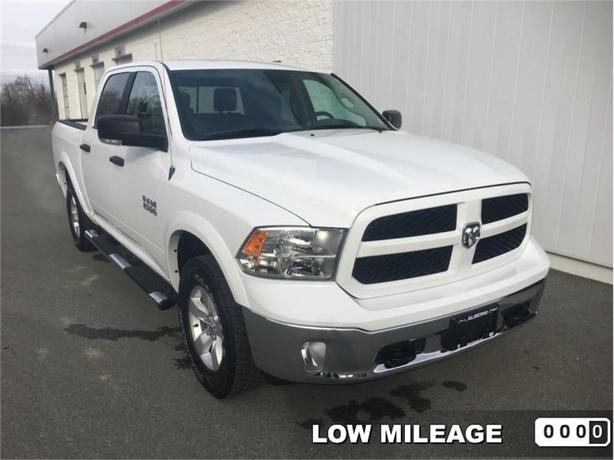 2015 Ram 1500 Outdoorsman  Crew Cab 4x4 - Luxury Group