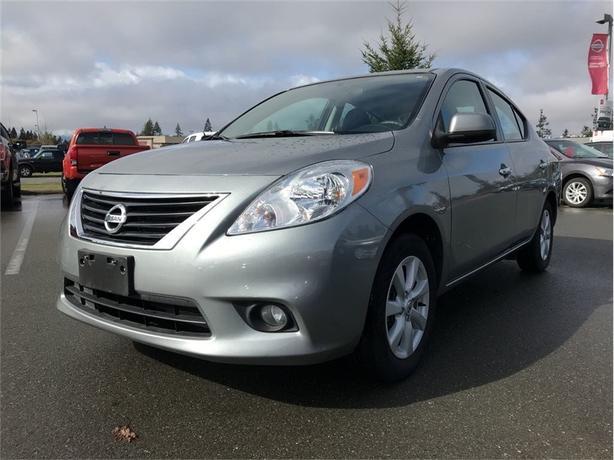 2013 Nissan Versa 1.6