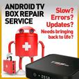 Android TV Box Repair  - Island Tech Electronics
