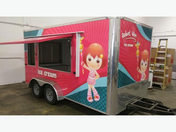 Like-New Concession, Hot Dog Carts, Cambro Kiosks