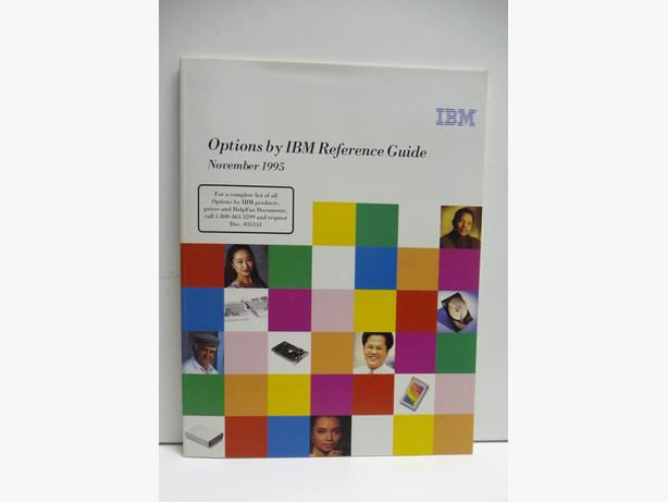 Rare Options by IBM Reference Guide 1995