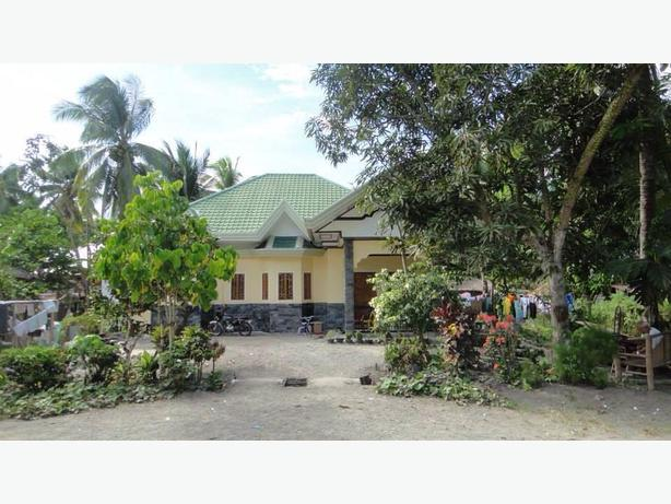 Davao City  House in Banaybanay , near Lupon near Beach