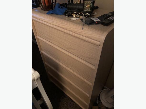 Palliser Dresser And Matching Nite Tables