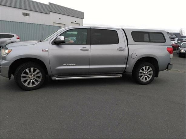 2010 Toyota Tundra Platinum 5.7L V8