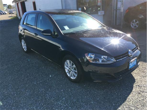 2016 Volkswagen Golf 5 door hatchback