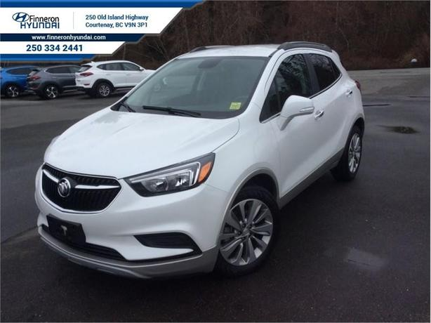 2017 Buick Encore Preferred  - local
