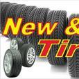 "Set 215/55R16"" Tires"
