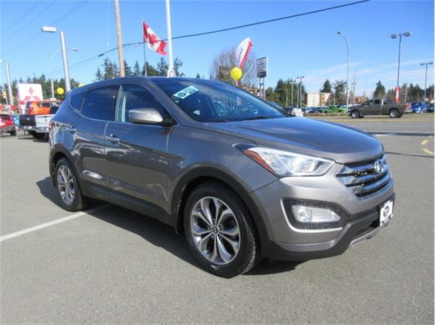 2013 Hyundai Santa Fe Sport AWD Low Kilometers Great Options