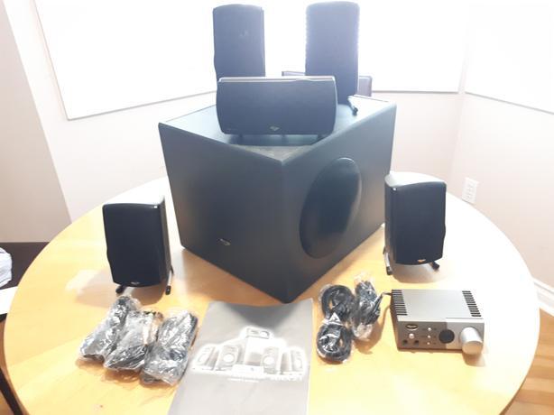 388d6a292bd Klipsch Pro Media 5.1 Surround Ultra Gaming Sound System Saanich ...