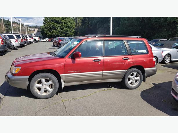 2003 subaru forester s awd local car with low kms outside cowichan 2003 subaru forester s awd local car with low kms freerunsca Images