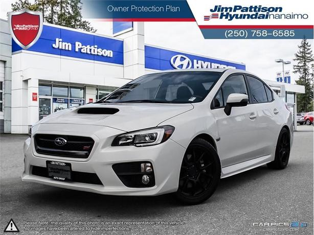 2016 Subaru WRX STi Sport-tech Package