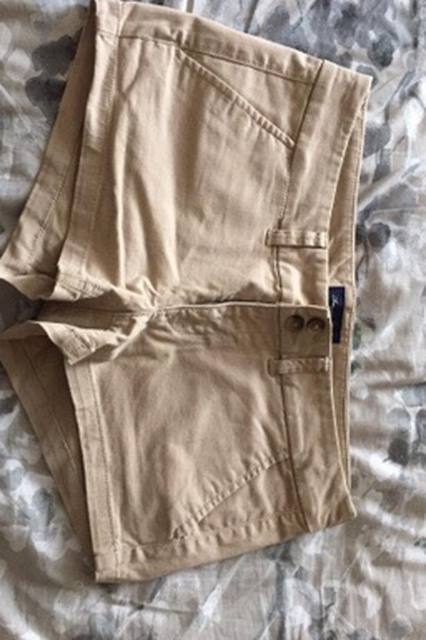 American Eagle Beige Shorts