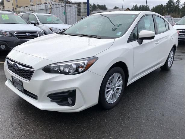 2017 Subaru Impreza Touring