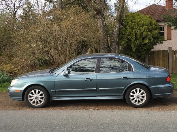 Log In Needed 1 200 2002 Hyundai Sonata Gls V6 2 7l Price Reduced