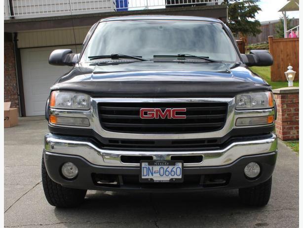 2005 GMC Duramax Sierra SLE