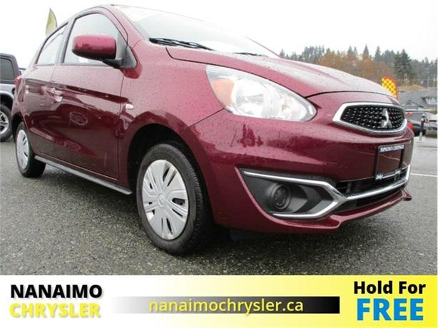 2017 Mitsubishi Mirage ES One Owner No Accidents