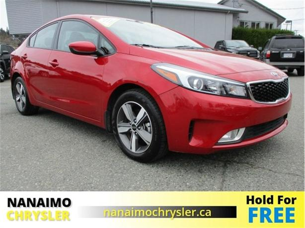 2018 Kia Forte LX No Accidents Rear View Backup Camera
