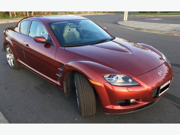 2006 Mazda RX 8 Shinka Edition
